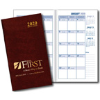 Academic Premium Monthly Planner