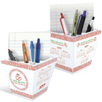 Take Out Box Desk Calendar