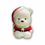 Christmas Bear Stress Reliever