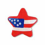American Flag Star Stress Reliever