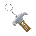 Hammer Key Chain Stress Reliever