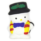 Stand Snowman Stress Reliever