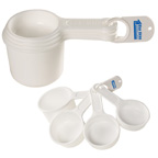 Set Of Four Measuring Cups