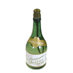Novelty Champagne Bottle Bubbles