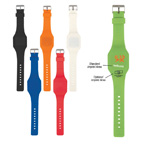 Square Unisex Touch-Screen Sports Watch