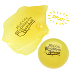Amoeba Stress Reliever Logo Ball