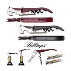 Pulltap Double Hinged Waiters Corkscrew
