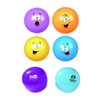 16 Inch Silly Face Beach Balls