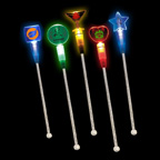 Light Up Cocktail Swizzle Stick Stirrer