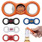 Spinner with Bottle Opener