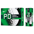 Nike� Power Distance Power Soft Golf Balls