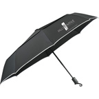 42 Inch Balmain Runway Auto Open/Close Umbrella
