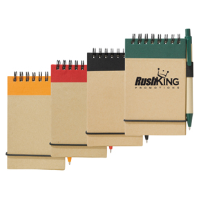 The Recycled Jotter and Pen