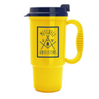 The Commuter Insulated Auto Travel  Mug 16 ounce